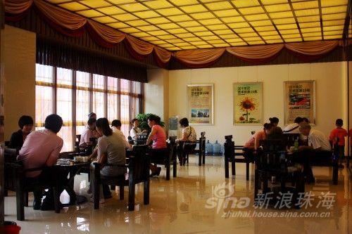 诚丰新园销售中心国庆华彩开放 引购房群热切聚焦